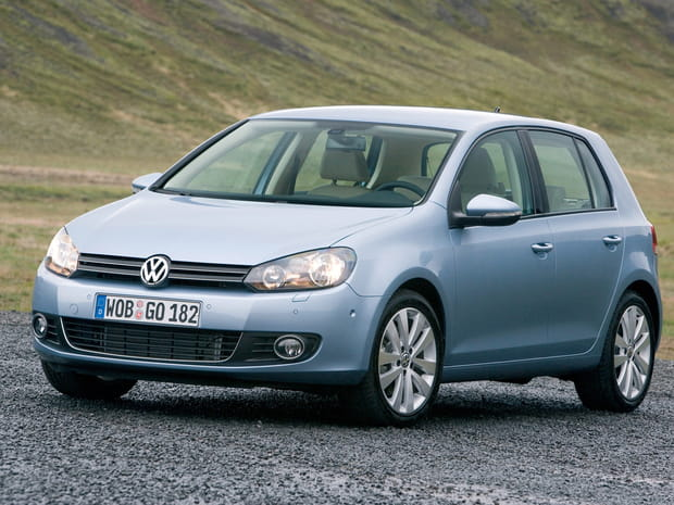 Numéro 28ex aequo: Volkswagen Golf 6