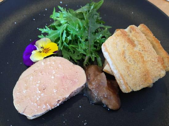 Entrée : Bistrot Lambs  - Foie gras -   © La Cabane à Pizza