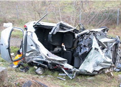 votre arrêt de travail à la suite d'un accident de trajet sur la route