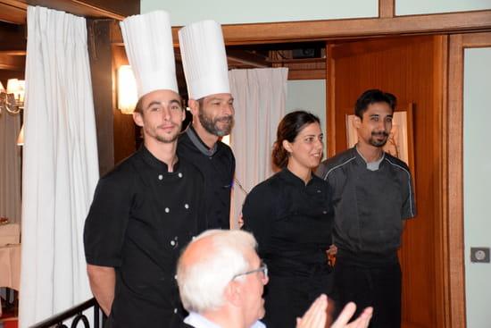 Restaurant : La Verniaz  - Equipe -   © La Verniaz SARL