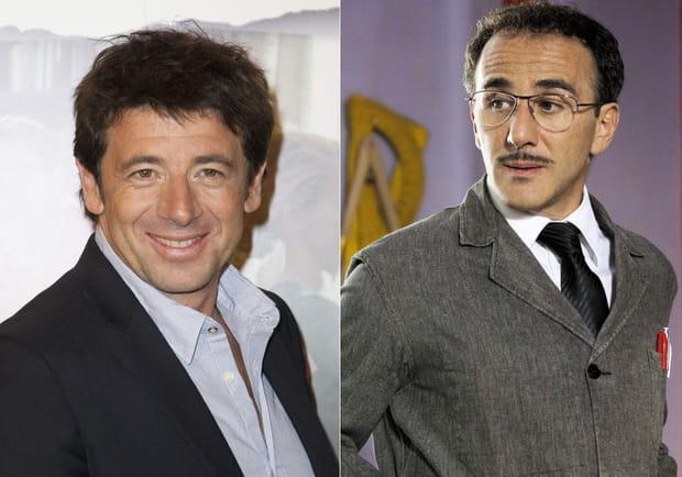 Patrick Bruel est le cousin d'Elie Semoun