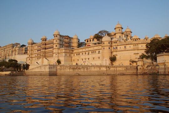 Udaïpur et ses lacs