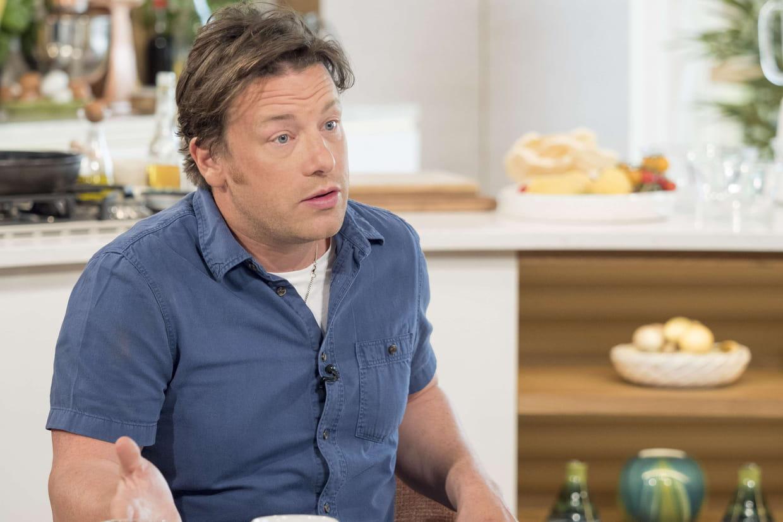 Jamie oliver le cuisinier anti malbouffe se lance dans for Cuisinier vegetarien