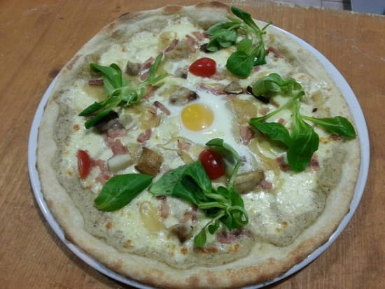 Plat : La Pizzéria chez Roukinou  - La cevenole -