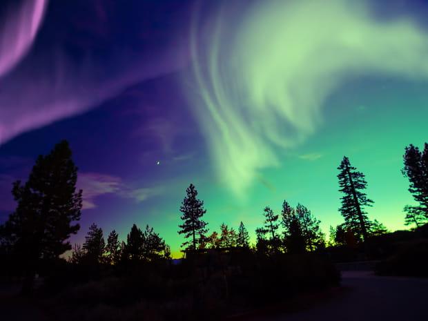 Les plus belles photos des aurores boréales