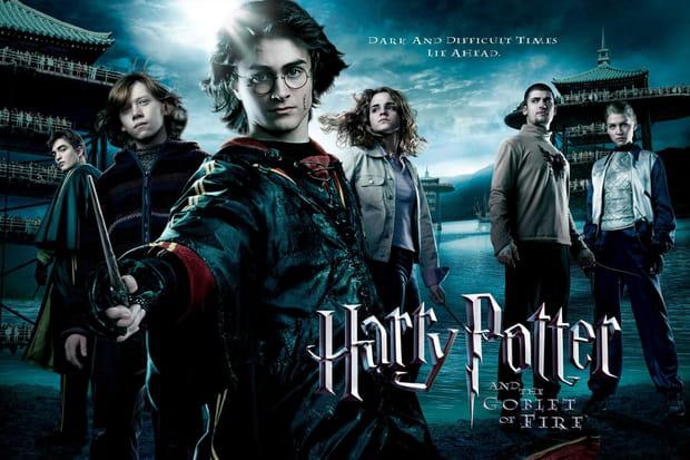 Harry Potter cherche la croupe de feu