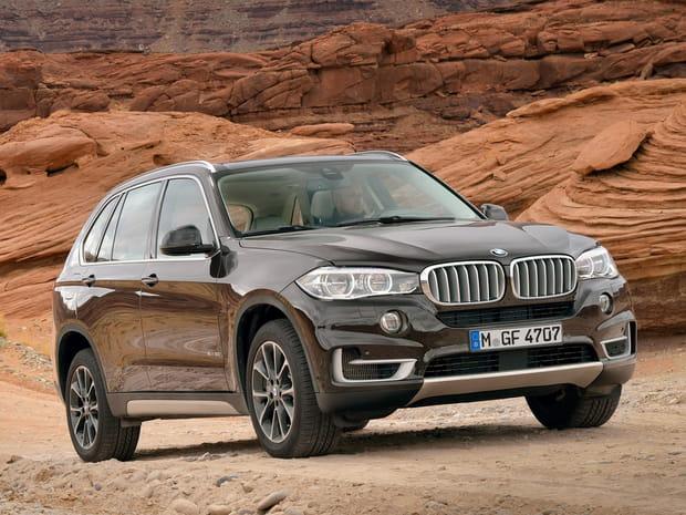 Numéro 5 : BMW X5