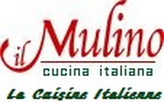 Moulin d'Ivry  il Mulino  - logo -