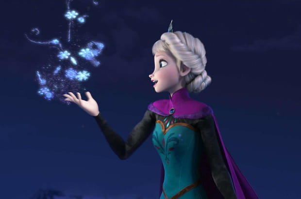 9e : La Reine des Neiges