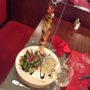Plat : Brasserie L'escale  - Potence de poisson -