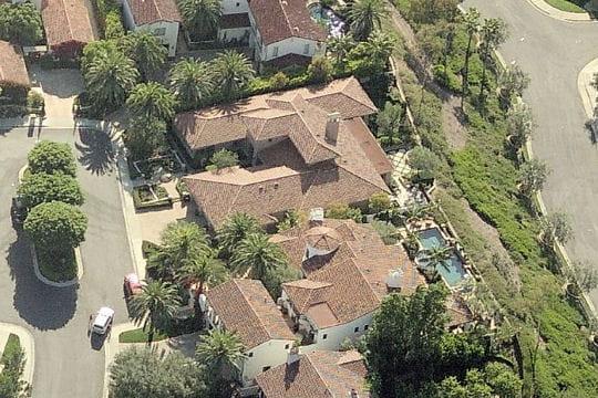 La maison de Kobe Bryant