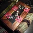 Thai Paradise  - Table basse en teck -   © Thai Paradise
