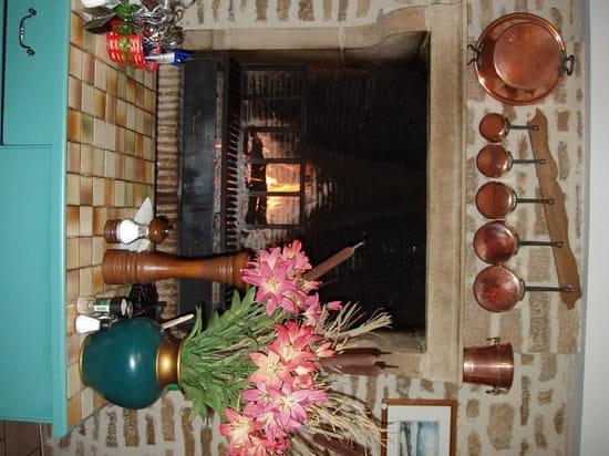 Le Grill du Castel  - le grill -   © c roy