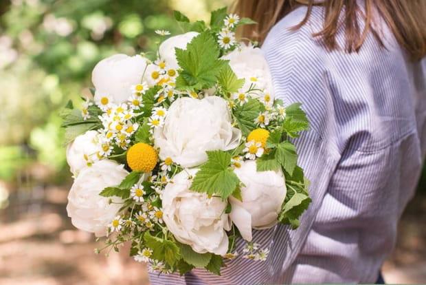 Le bouquet Eygalières de Bergamotte