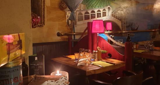 Restaurant : La Riviera  - ''petit coin sympa'' -   © la riviera