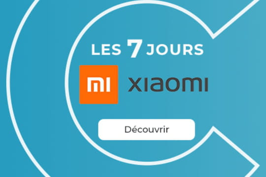 23854856 - Xiaomi good deal: 7 days of discounts on several smartphones at CDiscount - Linternaute.com