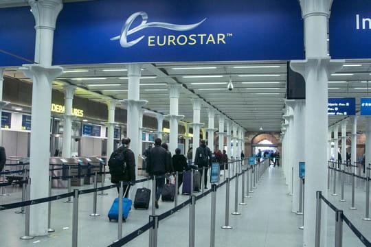 Eurostar: train Paris - Londres, horaires, voyage, toutes les infos pratiques