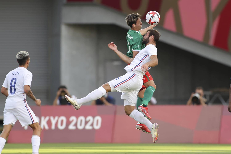 France - Mexique (JO): désillusion pour les Bleus, le résumé du match