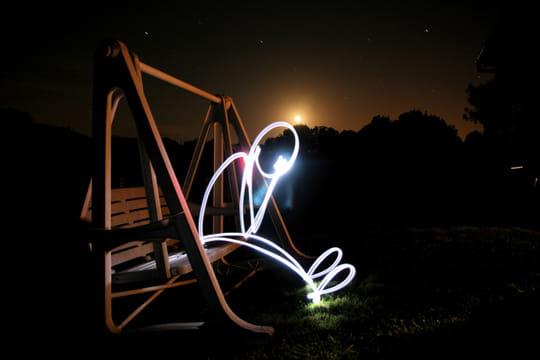 light painting   l u0026 39 art de dessiner avec la lumi u00e8re