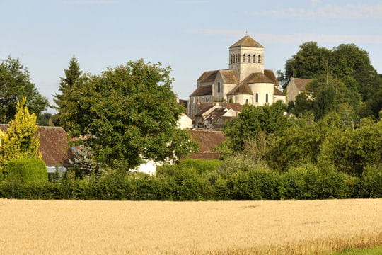 Les plus beaux villages d'Ile-de-France