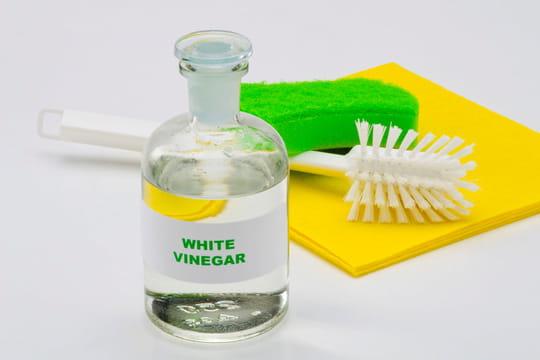 Vinaigre blanc:  toutes les astuces et recettes écologiques pour une maison propre