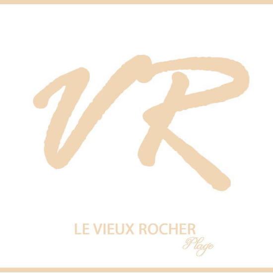 Le Vieux Rocher  - Logo -   © Logo