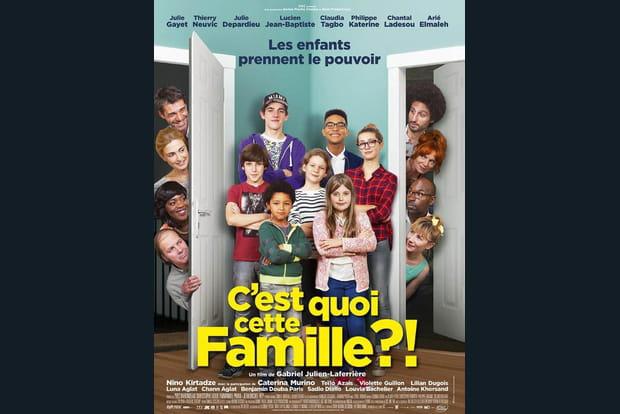 C'est quoi cette famille?! - Photo 1