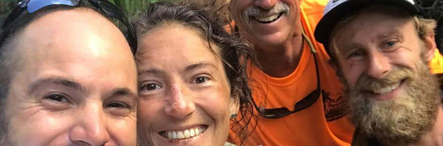 Perdue en forêt pendant 15jours, une Américaine retrouvée vivante