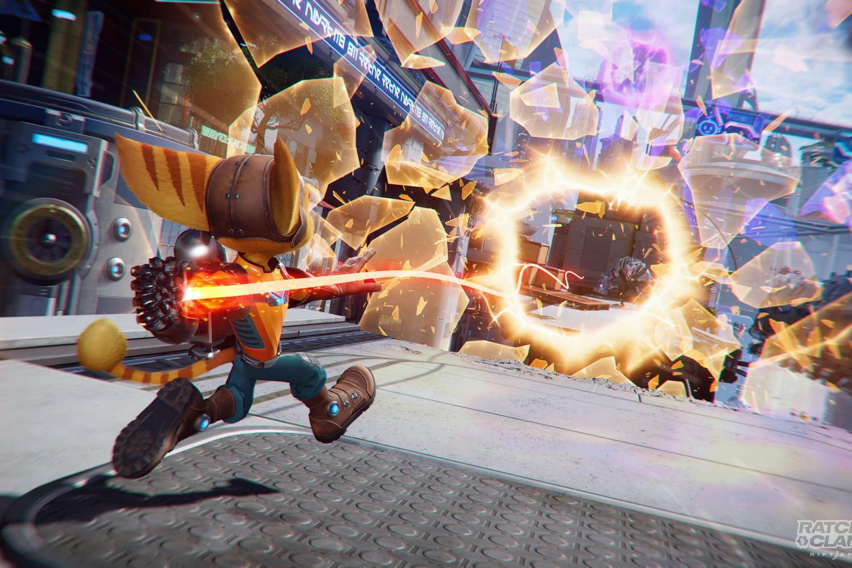 Ratchet et Clank Rift Apart: que pense la presse du jeu PS5?