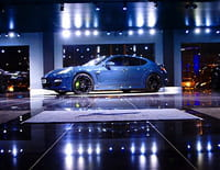 Top Cars : Porsche Panamera