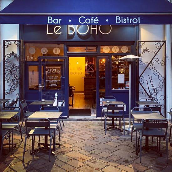 Restaurant : Le Boho   © lebohogrenoble