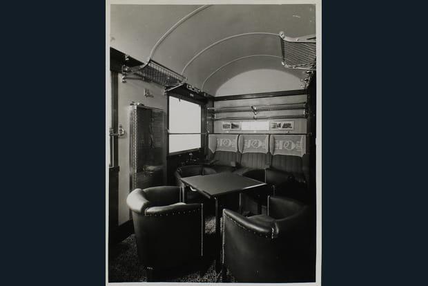 1930-1935: Voiture A7yfi de la Cie du PO