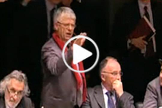 Pourquoi Maxime Gremetz a été exclu de l'Assemblée