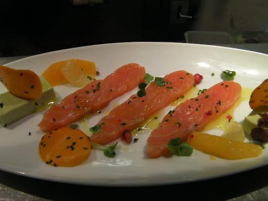 Restaurant Cap  - le saumon -   © mn