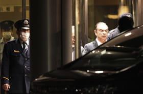 Carlos Ghosnest à nouveau libre mais a l'interdiction de voir sa femme