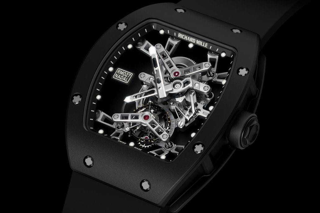 montre de nadal richard mille prix. Black Bedroom Furniture Sets. Home Design Ideas