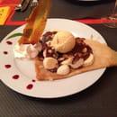 Dessert : Anacapri  - Crêpe bouboulaise  -