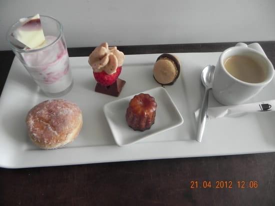 La Barrière  - Café gourmand -