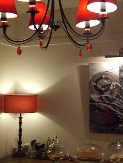 Restaurant L'Arôme - Jean-Jack Monti  - coin patisseries fines réalisées par Jean-Jack Monti et son équipe -