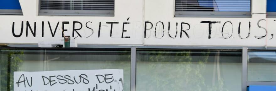 Toulouse: évacuation policière de l'université du Mirail