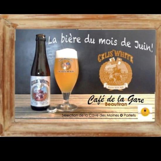 Plat : Café de la Gare