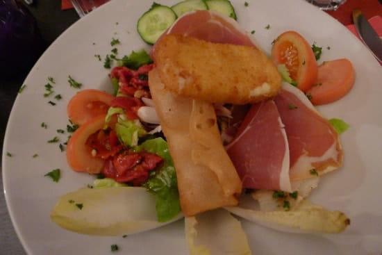 Le Petit Midi  - Salade Italienne -