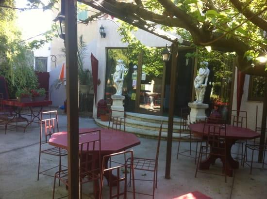 La Calabria  - terrasse -