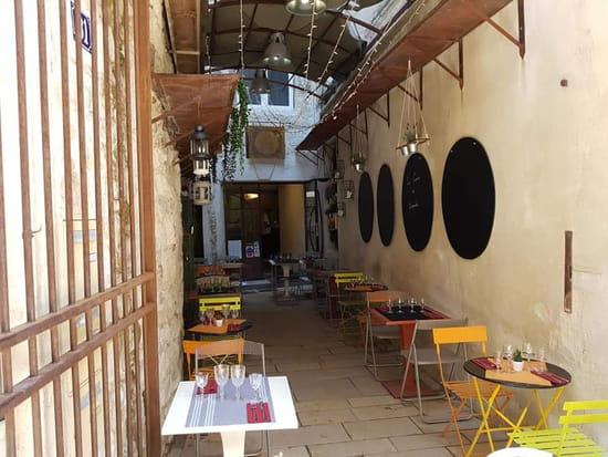 Restaurant : La Cuisine Du Dimanche  - La Terrasse de La Cuisine Du Dimanche -   © Moi