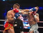 Kick-boxing - Enfusion 64 2018