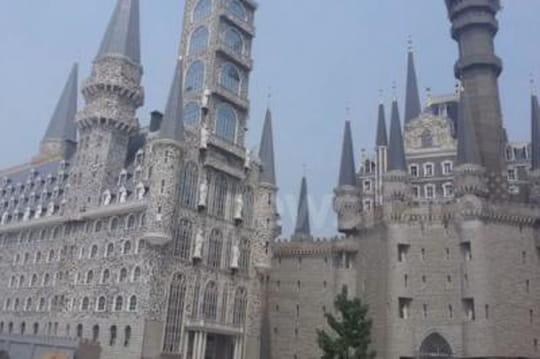 La Chine s'offre une réplique du château de Poudlard