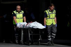 """La police considère """"terroriste"""" une attaque au couteau dans un commissariat"""