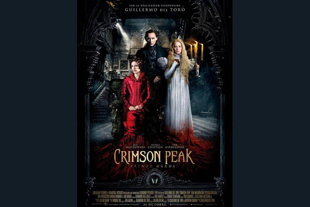 Crimson Peak - Photo 1
