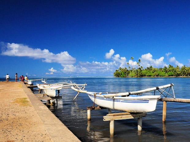 Le paradis de la Polynésie française