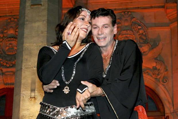 Patrick Dupond et Leïla Da Rocha
